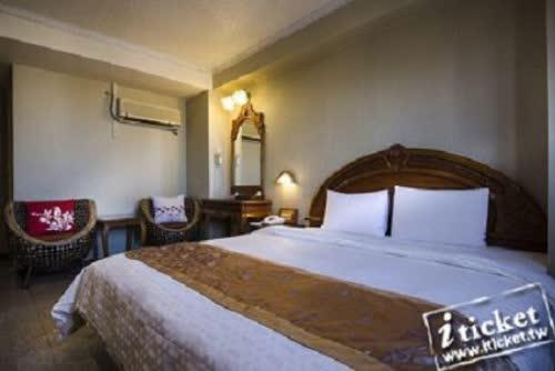 宜蘭礁溪美嘉美溫泉飯店 雙人一泊二食住宿券