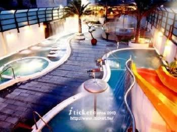 礁溪冠翔世紀溫泉會館-極上原湯戶外風呂SPA券