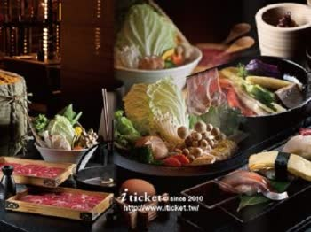 高雄翰品酒店品日式料理雙人吃到飽餐券