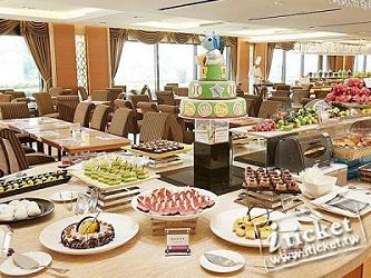 高雄義大天悅飯店百匯餐廳-平假日下午茶券