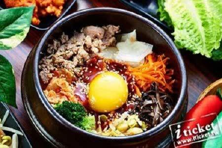 高雄韓金閣韓式料理(明華店) 雙人套餐券