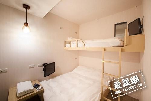 台北 品格子旅店3SS館 線上住宿訂房