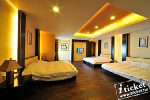 慈夢柔溫泉渡假會館-六人房一泊二食