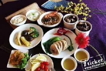 烏來慈云溫泉會館-客房休憩泡湯+養生藥膳餐券
