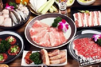 夢時代極野宴燒肉專門店-4人平日精緻午餐套餐