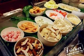 台北長春素食1人歐式素食自助下午茶吃到飽