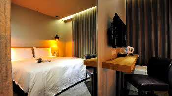 新北市晶贊都會旅店 線上住宿訂房