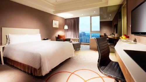 新竹市 新竹老爺酒店 線上住宿訂房