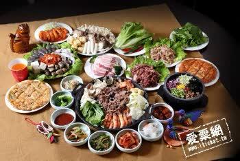 台中韓味煮藝(愛買中港店)-平日雙人吃到飽餐券 (電子票券)