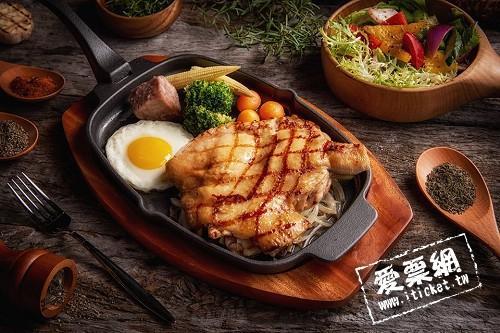 高雄城市商旅(海霸王)真愛館魅麗海西餐廳平假日排餐+自助吧吃到飽餐券 $398 - 愛票網