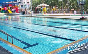 高雄南和花園活水休閒館游泳劵