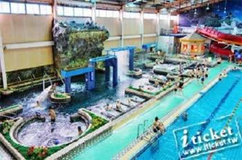 高雄藍色公路氧身都會館游泳券