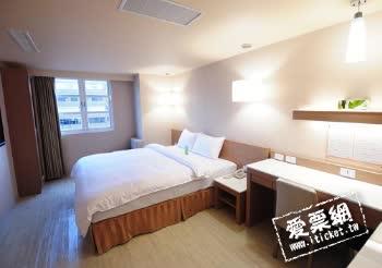 台南康橋商旅台南赤崁樓館 Kindness Hotel Tainan Chihkan Tower 線上住宿訂房