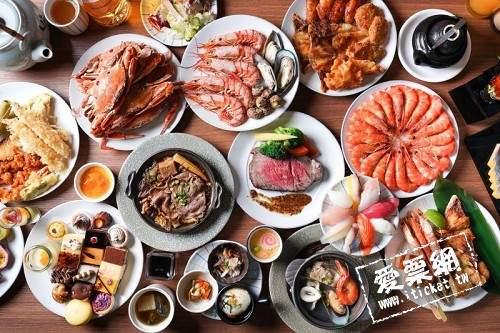 悦誠廣場豐悦匯日本料理吃到飽平日午餐券 $745 - 愛票網