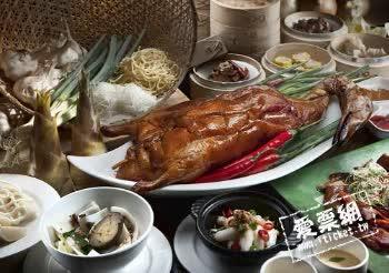 全台通用桃園台茂漢來海港餐廳平日自助午餐券