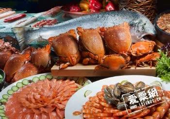 漢來43F海港餐廳-漢來海港平日晚餐券(全台通用)