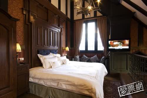 南投 老英格蘭莊園 (The Old England Hotel) 線上住宿訂房