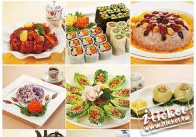 台北 長春素食歐式自助下午茶吃到飽