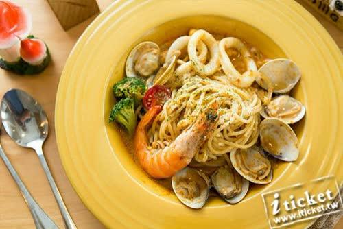 台中蘿勒輕食館-雙人超值套餐券-愛票網