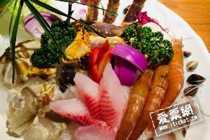台中 凱度咖啡館 帝王蟹鱻饗海陸雙人鍋套餐券 (電子票券)