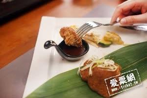 台南 食蔬茶齋-蔬果料理 食蔬饗宴套餐券