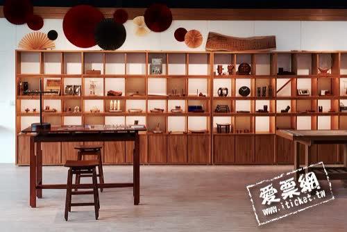 臺南 家具產業博物館 3C周邊組合優惠套票(即買即用) (電子票券)