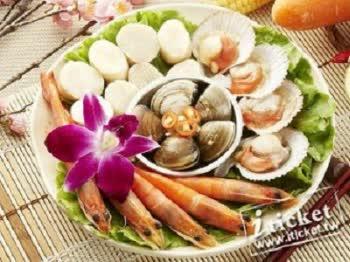 [愛票網] 可利亞日式涮涮鍋午餐券(和平/右昌/博愛/花蓮通用)