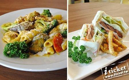 台中蔬食計畫-異國蔬食套餐 (電子票券)