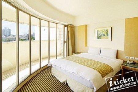 [愛票網] 碧海藍天飯店二人房一泊二食