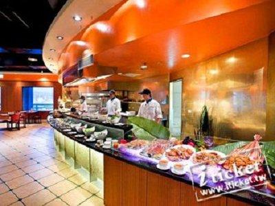 台中金典酒店12F柏麗廳自助平日午晚餐優惠餐劵 $899 - 愛票網