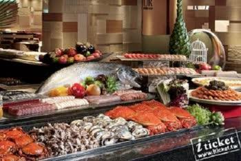 [愛票網]桃園 台茂漢來海港餐廳 平日自助下午茶餐劵10張一套 (愛票網台中, 高雄有門市)