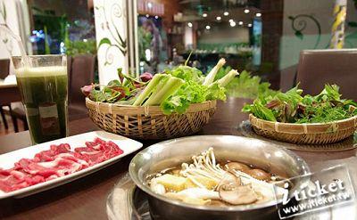 [愛票網] 高雄 青藝饌原生植物汆燙鍋券