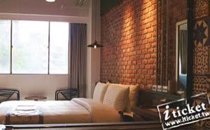 北投 熱海溫泉大飯店-2人台北溫旅(全新房型一大床)休息券
